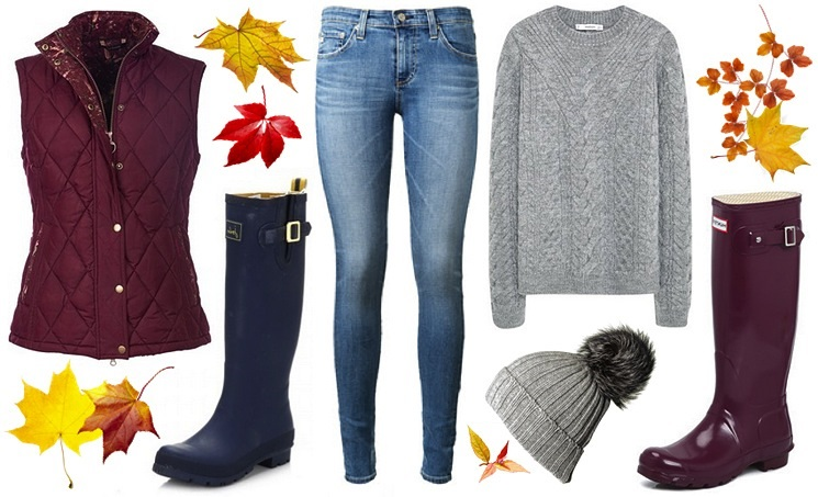 13 Style Tips On How To Wear Rain Boots And Make Them Look Cute