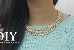 DIY How To Design A Bauble Necklace