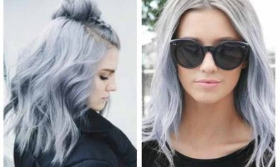 10 Trendy Grey Hair Color Ideas To Rock
