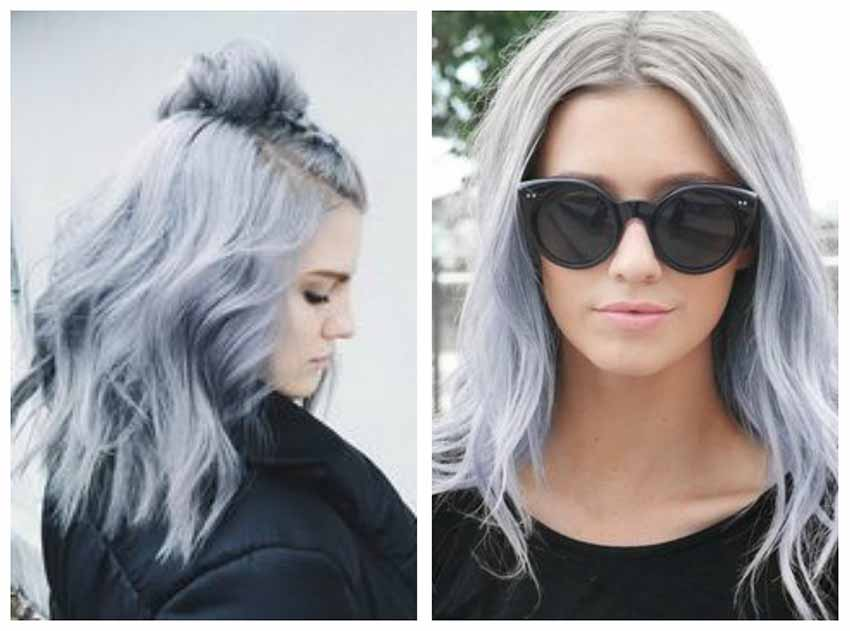 10 Trendy Grey Hair Color Ideas To Rock Chic Styles