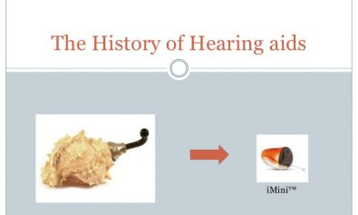 History of Hearing Aid Amplifiers